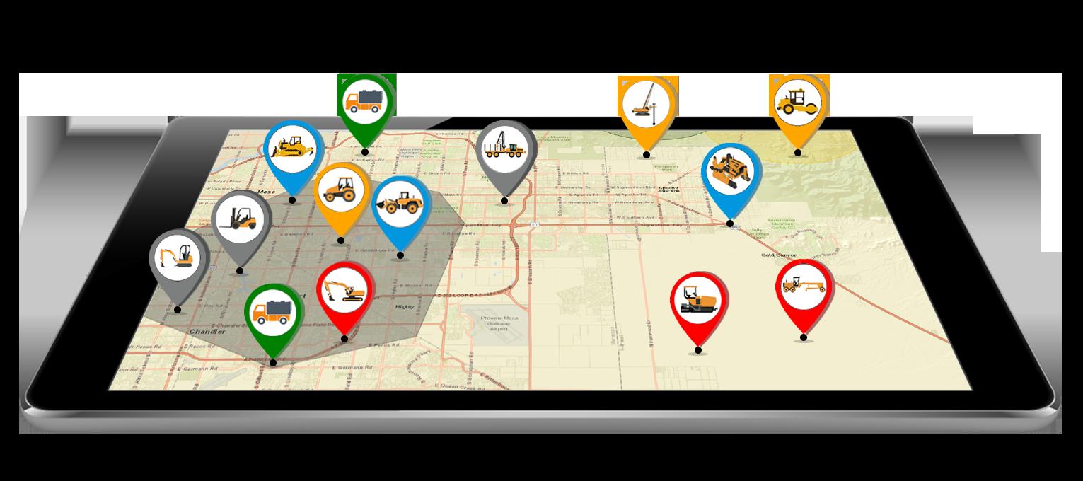 Fleet Intelligence mobile app