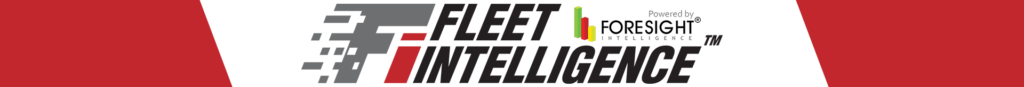 Fleet Intelligence powered by Foresight Intelligence banner